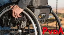 Historische dag voor mensen met beperking